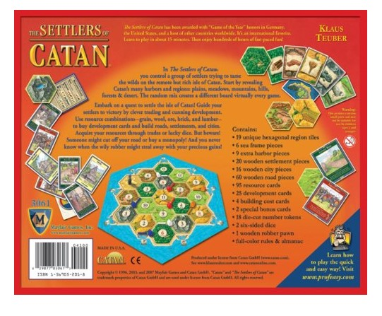 Rychlé Fakty o Hře Settlers of Catan